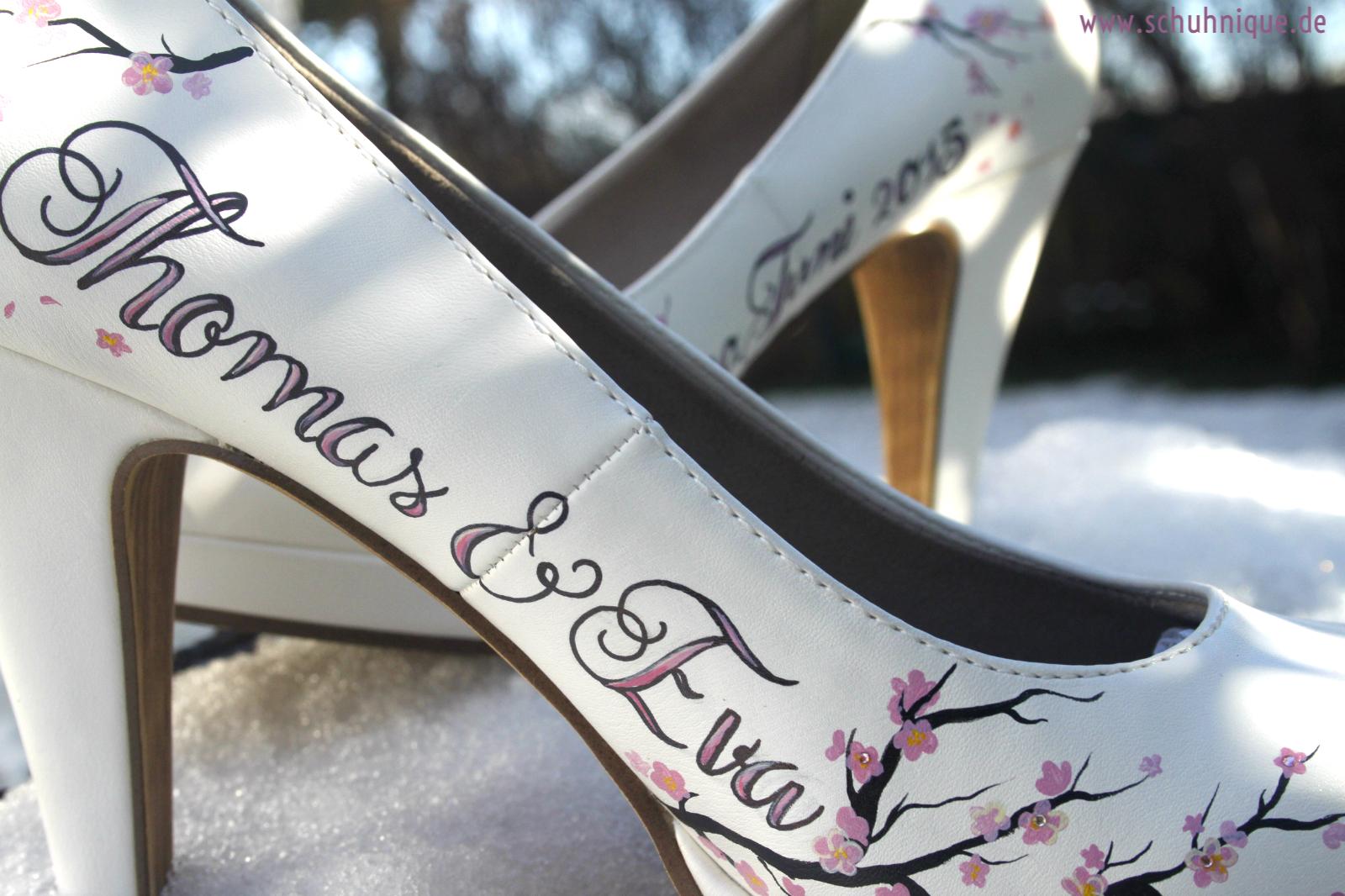 Brautschuhe Als Schone Erinnerung Fur Die Ewigkeit Brautblog