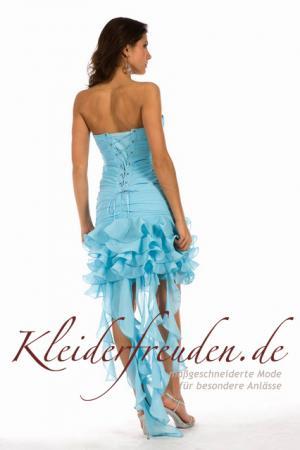 kleiderfreuden brautmode online bestellen partykleid t rkis. Black Bedroom Furniture Sets. Home Design Ideas