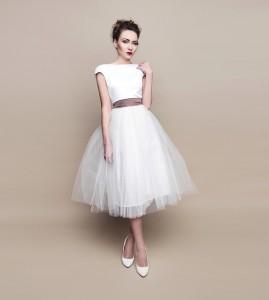 Romantisches Brautkleid  Rocckabellas Traum für 349,00 EUR