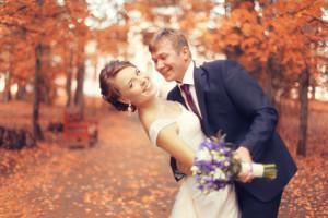 Herbsthochzeit Fotos