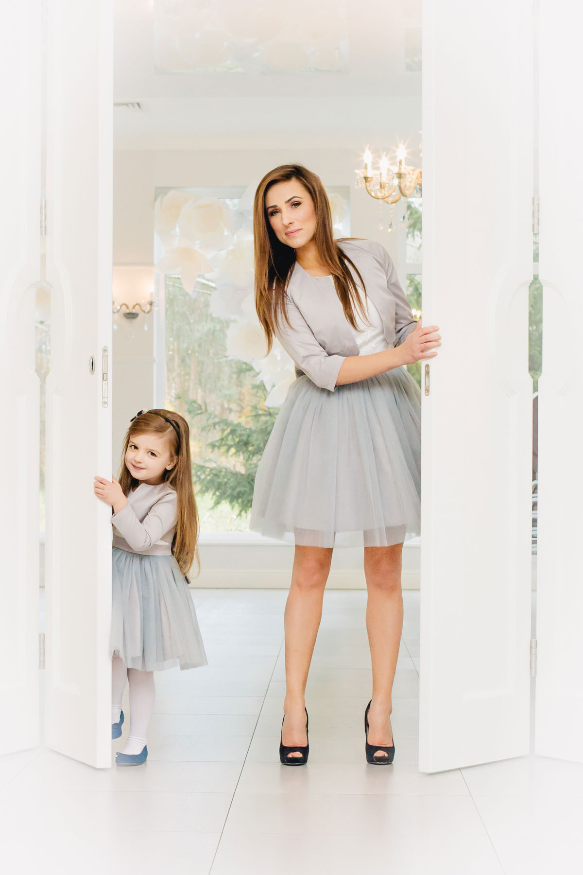 Mutter Tochter Kleider - Entdecke den zuckersüßen Trend
