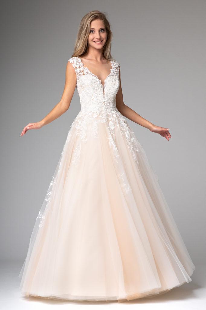 Hochzeitskleider 2020 blush