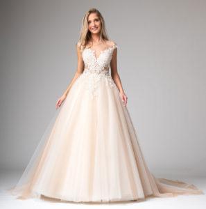 Brautmode nach Maß.