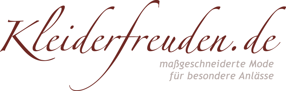 Individuelle Brautkleider und Abendkleider nach Maß-Logo