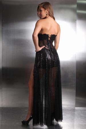 kleider vorne kurz hinten lang mit wow effekt  kleiderfreuden