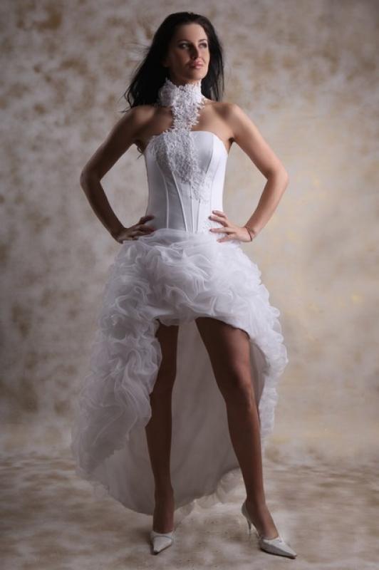 Kurzes sexy Hochzeitskleid - Kleiderfreuden