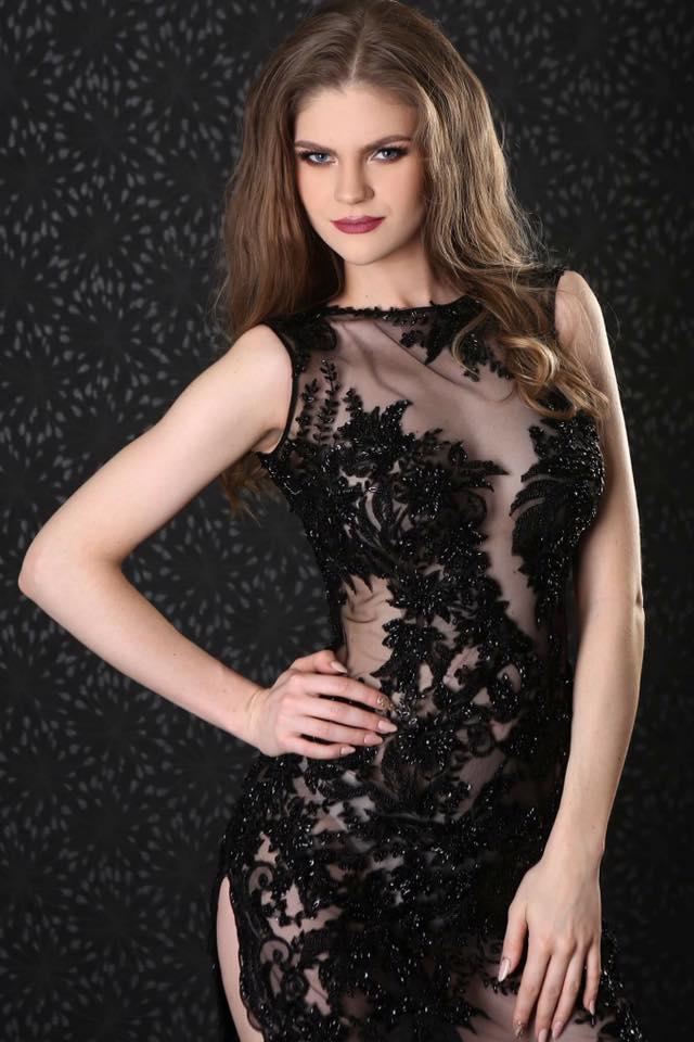 sexy spitzenkleid in schwarz mit langem beinschlitz seite