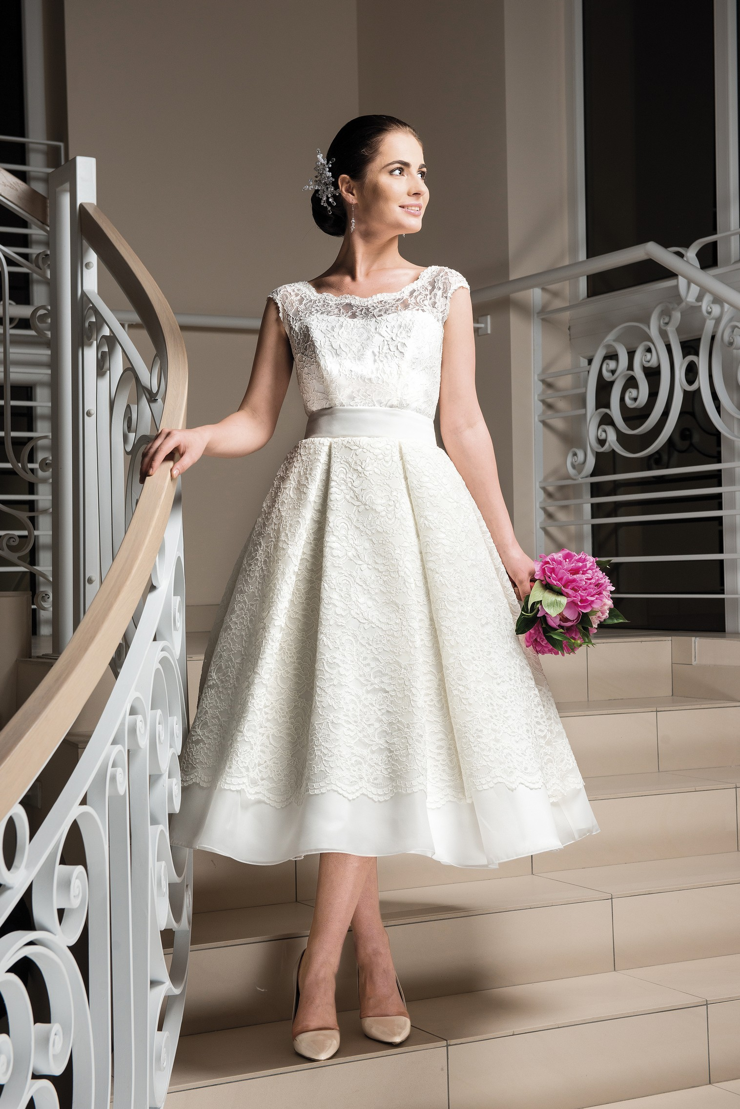 60er jahre brautkleid aus schönster spitze - kleiderfreuden