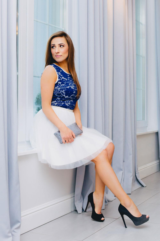 standesamtkleid blau wei kleiderfreuden. Black Bedroom Furniture Sets. Home Design Ideas
