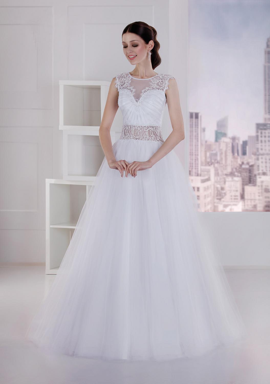 Wuderschönes Brautkleid mit Rückenausschnitt - Kleiderfreuden