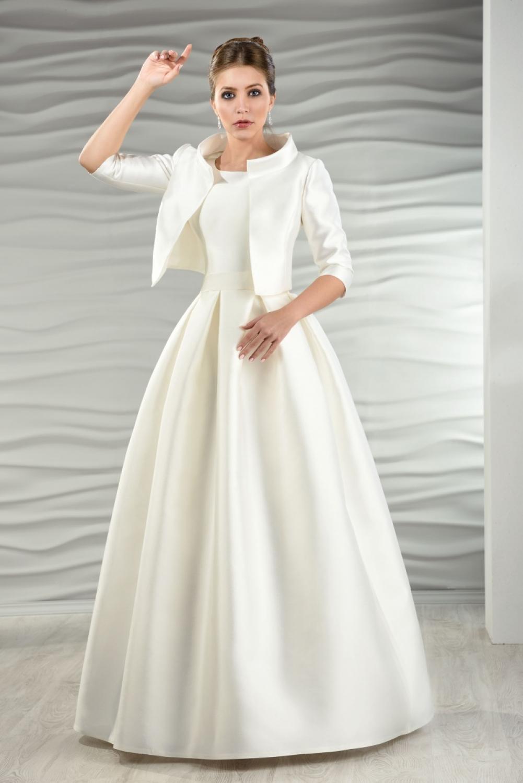 Hochzeitskleid jacke