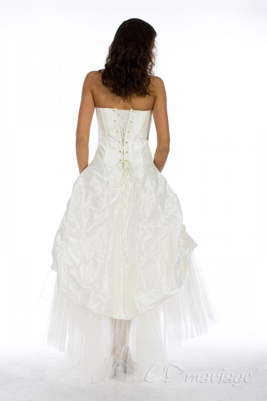 Kurzes Brautkleid - Kleiderfreuden