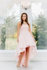 Kleid vorne kurz hinten lang bezeichnung