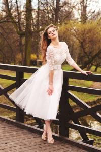 Rockabilly Brautkleider Im Angesagten Stil Der 60er Kleiderfreuden
