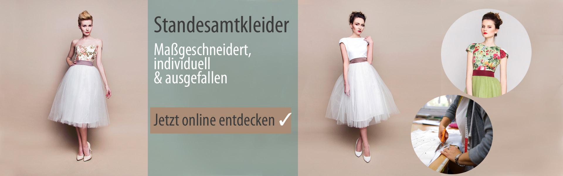 Maßgeschneiderte Brautkleider und Abendkleider - Kleiderfreuden